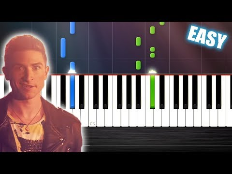 WALK THE MOON - Shut Up And Dance - EASY Piano Tutorial by PlutaX - Synthesia