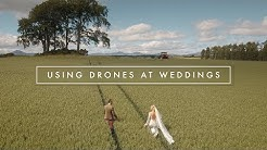12 TIPS ON USING DRONES AT WEDDINGS