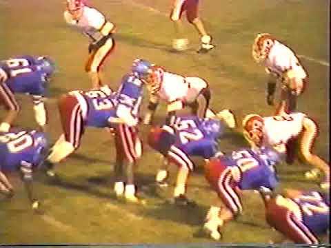 Tulare Western vs Tulare Union 1991 bellgame