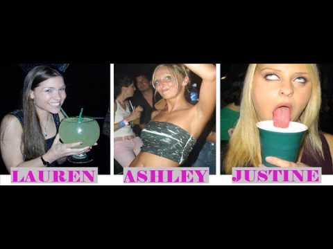 Drunk girls post spring break drunk dialing