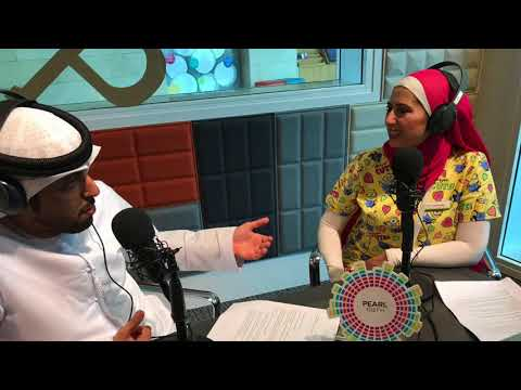 Children & going to the dentist: From scary to fairy tale- Pearl FM Dubai - Dr.Yasmin Kottait
