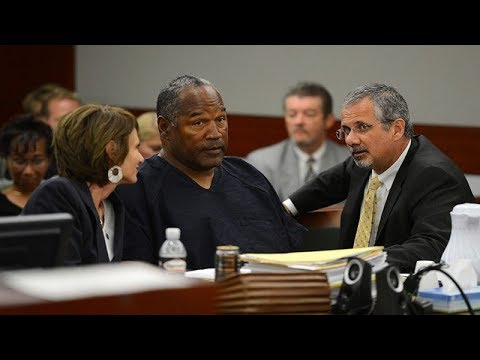 O. J  Simpson parole hearing will bring another media circus to Nevada