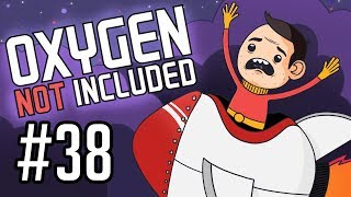 Sips Plays Oxygen Not Included (10/10/18) #38 - Maths is Hard