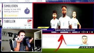 WTFFFFF KINDER IN FIFA !!! 😳😳 Heftigsten FIFA 18 Karriere Momente Bugs Fails