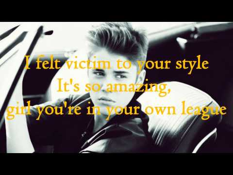 Justin Bieber - Thought Of You (with Lyrics)