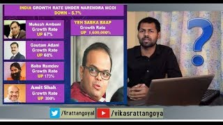 Jay Amit Shah : Rags to Riches after 2014 - Detailed Overview