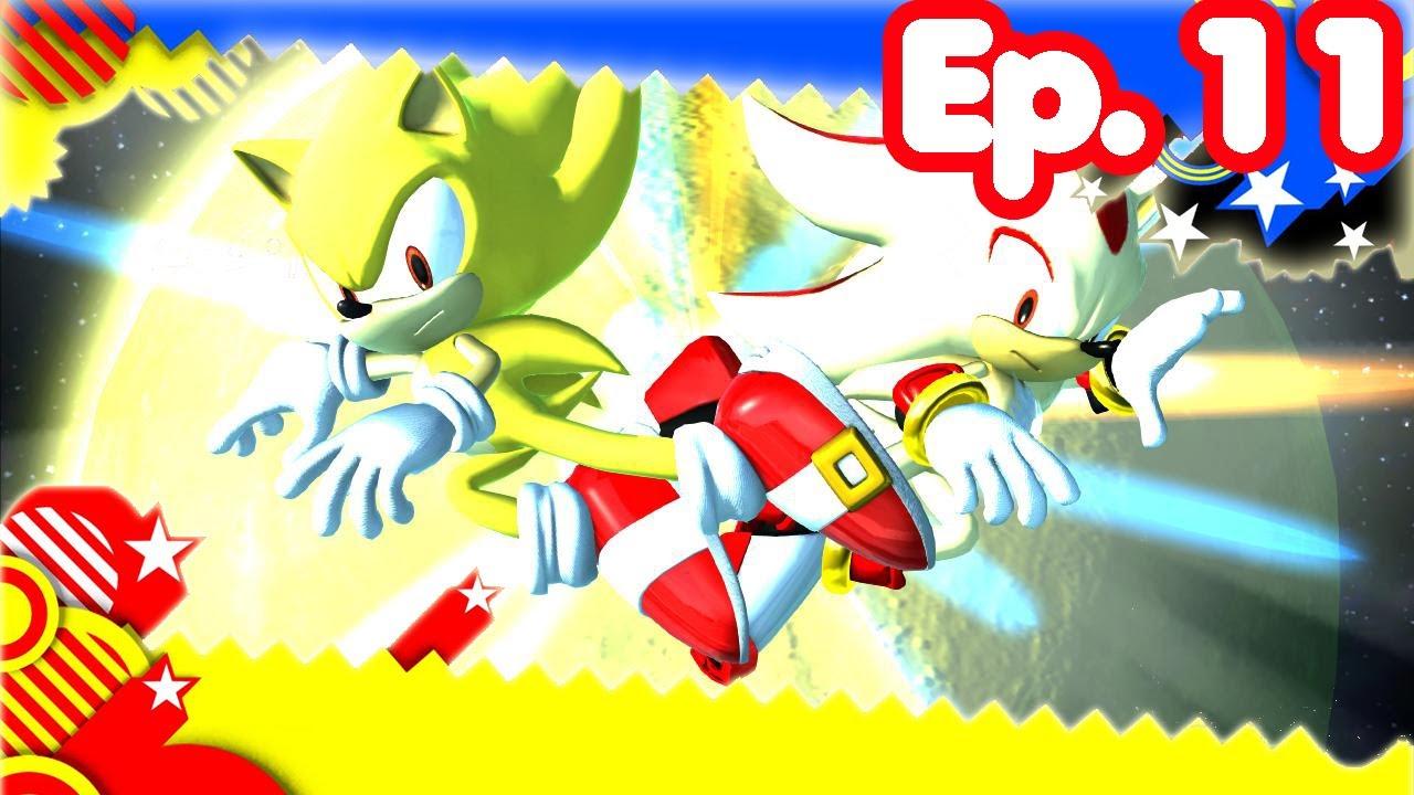 Super Sonic Vs. Super Shadow