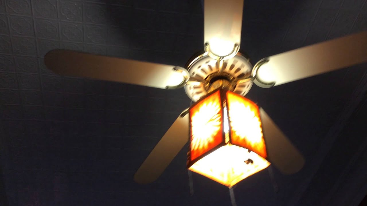 "52"" Unknown Spirit of Sautern Copy GEV Ceiling Fans in a Workout"
