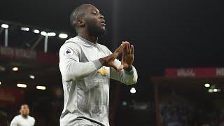 Bournemouth 0-2 manchester united | goals: smalling & lukaku
