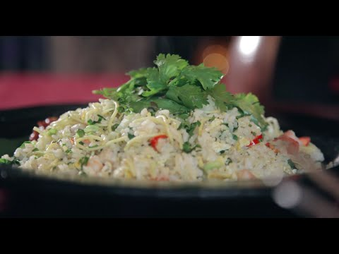 Will's Gourmet Recipe    Malang Style Fried Rice / Nasi Goreng Resek