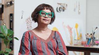 Studio Visit with Artist Rina Banerjee | Christie's
