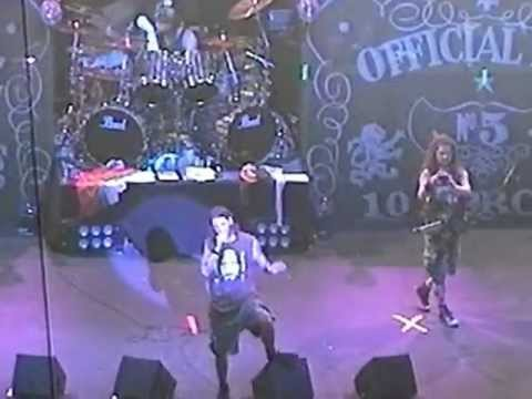 PanterA - Live in Chile - 6/05/98 (Full Concert)