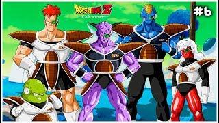 Freezer llama a la fuerza ginyu - Directo #6 - Dragon Ball Z Kakarot