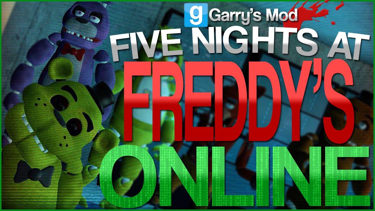 5 nights at freddys online gmod