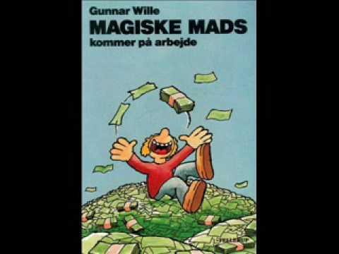 Magiske Mads kommer på arbejde  LydbåndLydbog   Afsnit 1
