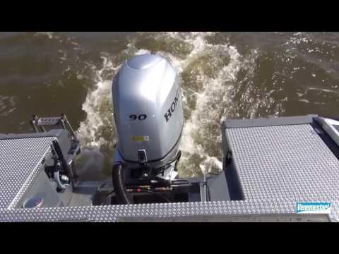Алюминиевый катер Faster