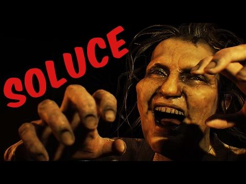 "Resident Evil 7 ""La Chambre"" DLC Vol. 1 - Soluce"