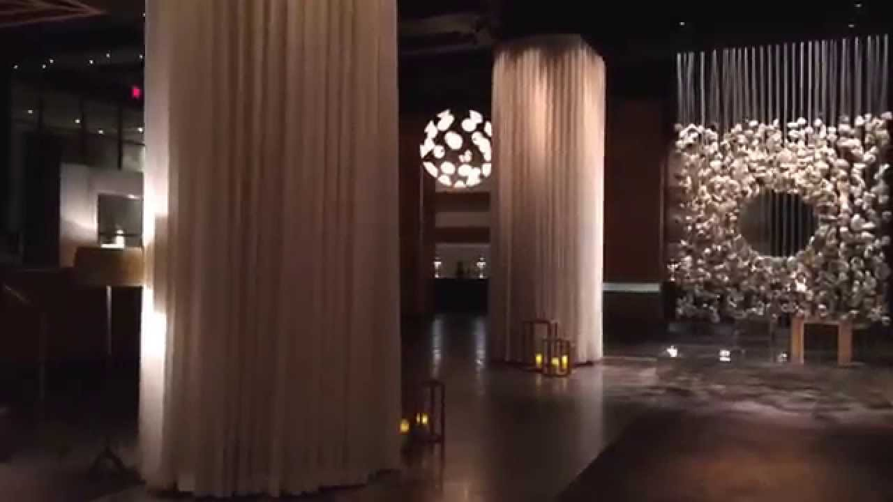Delano Las Vegas Hotel Grand Opening Tour 9 3 14 Youtube