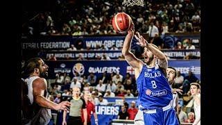 HD 16-9-2018 ΕΘΝΙΚΗ!! Γεωργία-ΕΛΛΑΔΑ 85-86 Προκριματικά Παγκοσμίου Κυπέλλου