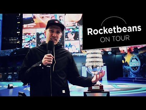 ESL One | Rocket Beans on Tour | Johannes und Sofia in Frankfurt