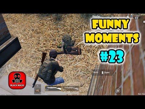 PUBG Mobile Funny Moments EP 23 - Black Mask