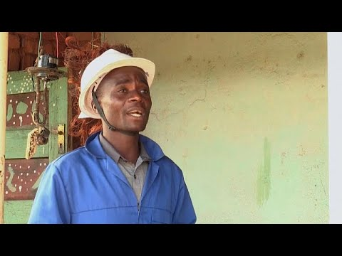 Colrerd Nkosi, the Malawian self-taught electrician who powered up his village