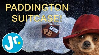 How to Make a Handy Paddington Suitcase - Crafty Cloud