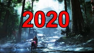 Top 10 New Single Player Games Of 2020 & Beyond | Ps4, Pc, Xbox One 4k 60fps