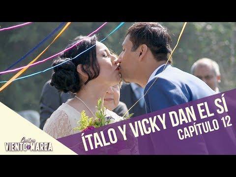 Ítalo y Vicky dan el SÍ | Contra Viento y Marea | Capítulo 12
