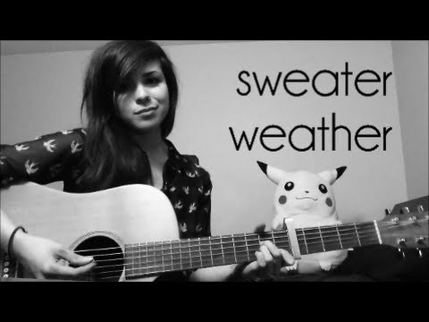 Sweater Weather - The Neighbourhood | Acoustic Cover