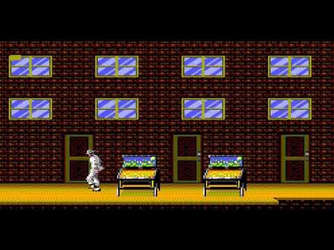 Michael Jackson's Moonwalker Pantalla 1-2 Vintage Games