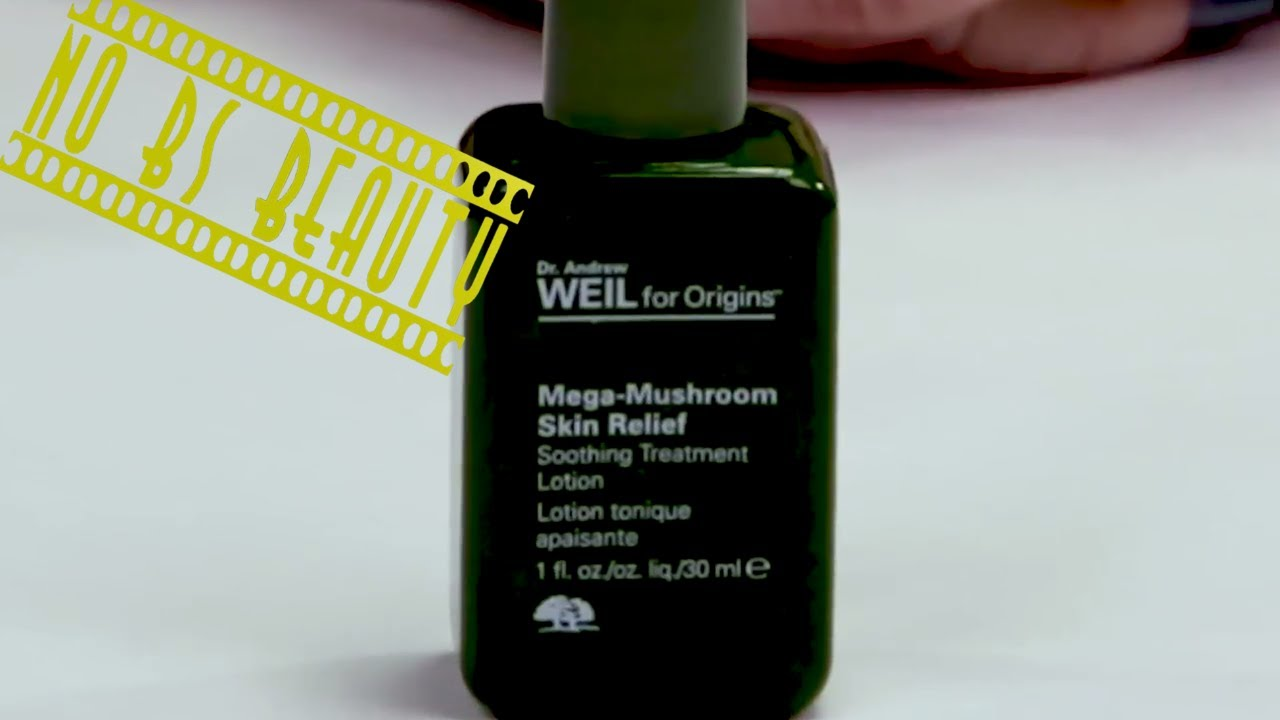 Origins Mega Mushroom Skin Relief Soothing Treatment Lotion Review