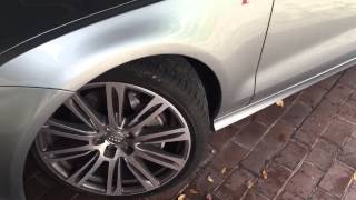 Rims and tire theft cars on blocks MIami