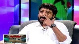 Harisree Ashokan answers question from his son Arjun Ashokan