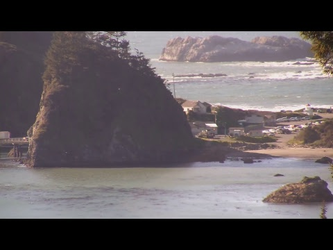 Trinidad Harbor Live Webcam