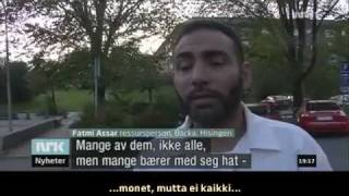 Göteborg  -  Viha, pelko ja paratiisi