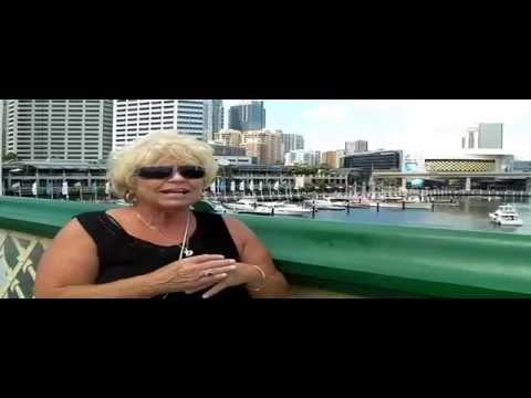 Cruising to Sydney Australia, February 2014