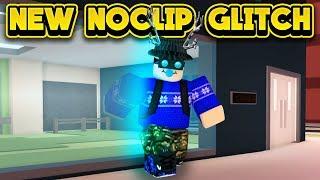 INSANE NEW NOCLIP GLITCH! (ROBLOX Jailbreak)