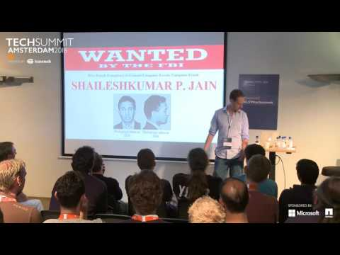 The hacker mindset, Daan Keuper, LeaseWeb Tech Summit Amster