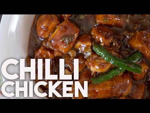 CHILLI CHICKEN – HAKKA Chinese special