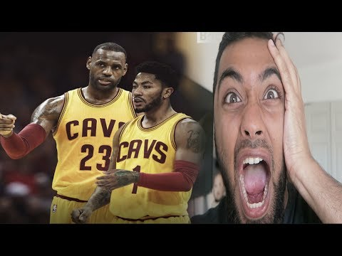 DERRICK ROSE SIGNS WITH THE CLEVELAND CAVALIERS! DIE HARD BULLS & ROSE FAN EMOTIONAL REACTION!