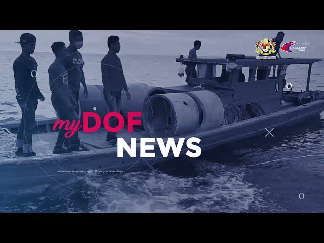 #myDOF News 29 Mac 2021 hingga 4 April 2021
