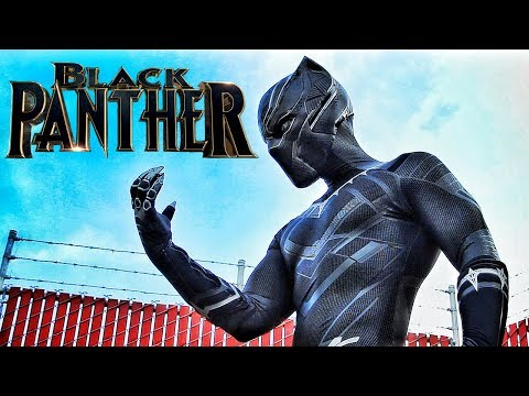 Becoming The Black Panther - Captain America Civil War