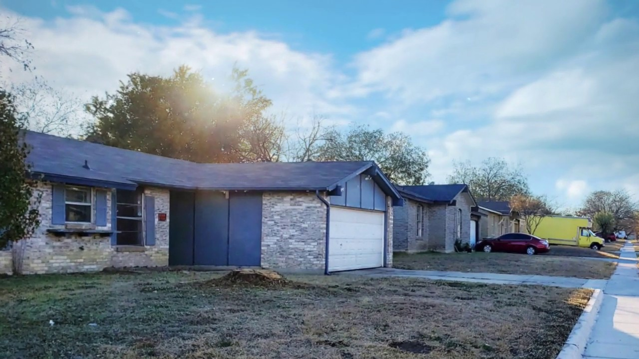 SOLD: 1608 Winderemere Drive Arlington TX