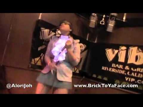 BrickToYaFace.com Presents: The Common Ground w/ Alori Joh