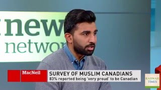 CBC Canada: Ahmadiyya spokesperson reacts to poll results that show Muslims are proud Canadians