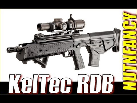 KelTec RDB Full Review