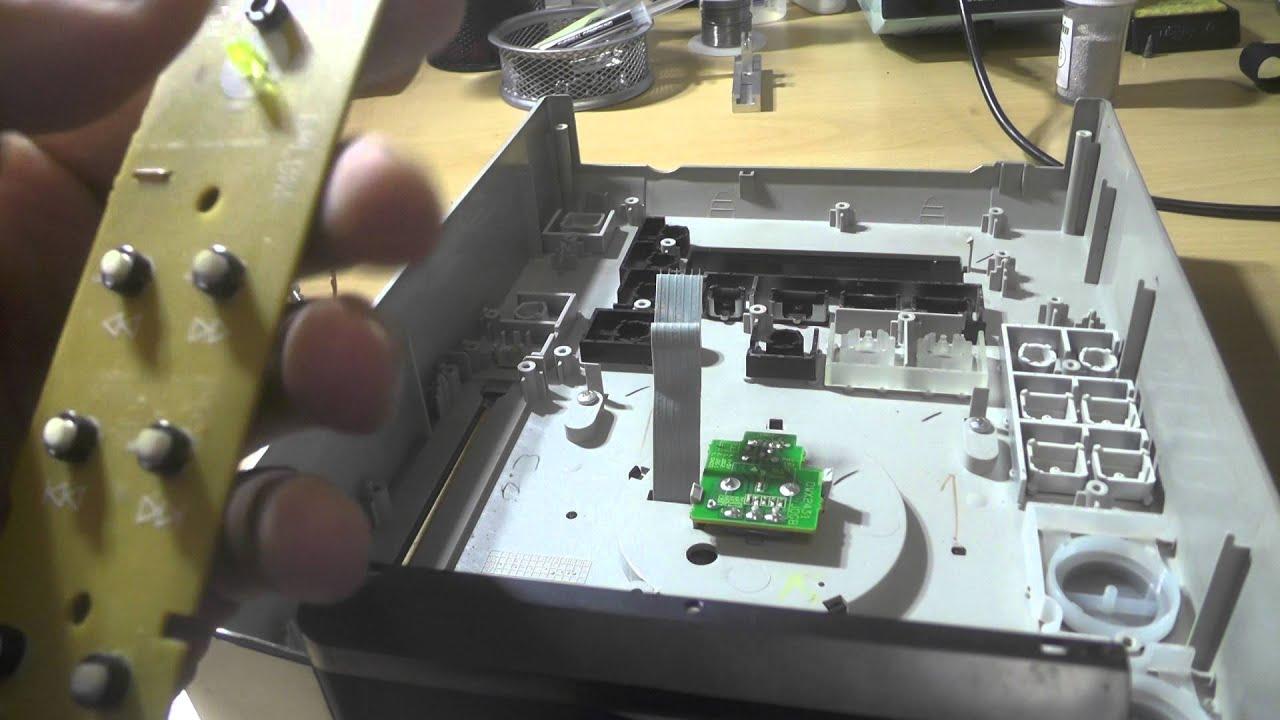 hw repair pioneer cdj 200 play cue repair youtube. Black Bedroom Furniture Sets. Home Design Ideas