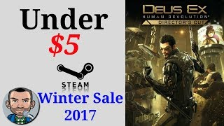 Steam Winter Sale 2017 | Games Under $5