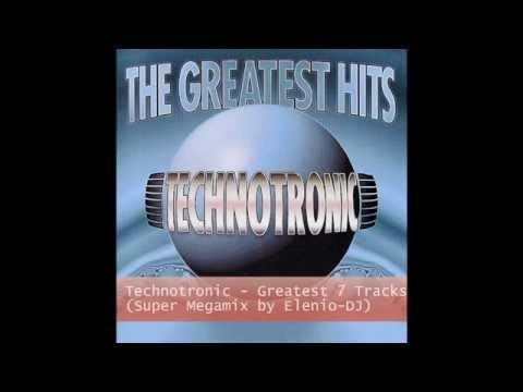 Technotronic - Greatest 7 Tracks (Megamix by Elenio DJ)
